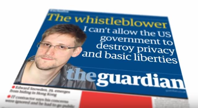 """Snowden: """"Estamos nus diante do poder"""" - com vídeo"""