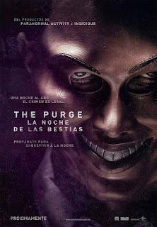 Primera película de La Purga: