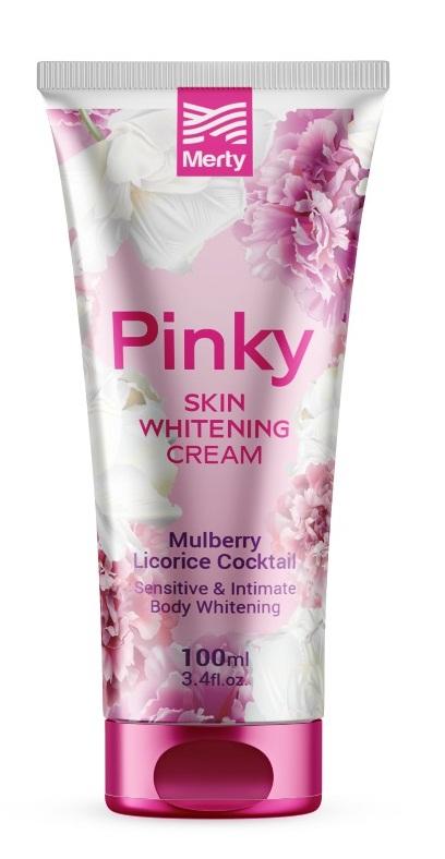 """""""كريم بينكي""""لتفتيح وترطيب وتغذية البشرة""""Pinky Skin Whitening Cream"""""""