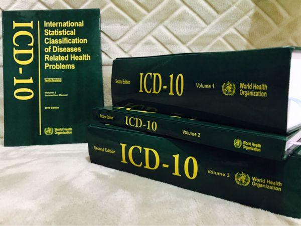 Bab ICD 10 Tabular List