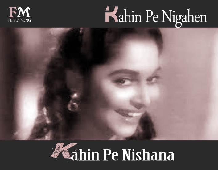Kahin-Pe-Nigahen-Kahin-Pe-Nishana- C.I.D-(1956)