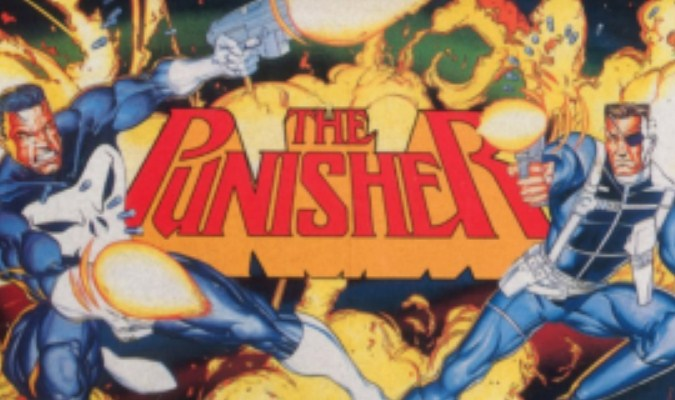 Game Klasik Generasi 90-an Paling Populer - The Punisher