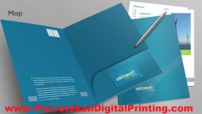 Contoh Contoh Desain MAP IJAZAH Dari Percetakan Digital Printing Terdekat