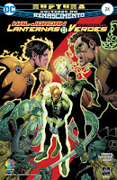 DC Renascimento: Hal Jordan e a Tropa dos Lanternas Verdes #24
