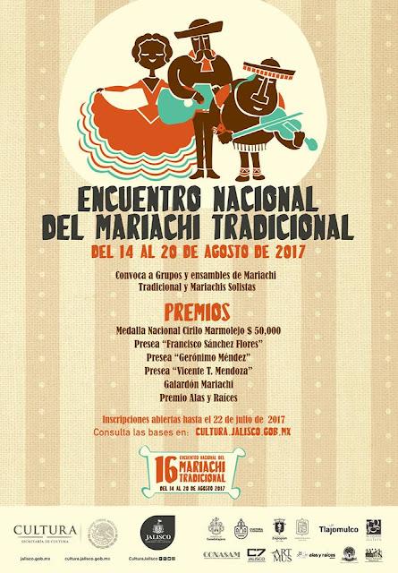 encuentro nacional del mariachi 2017