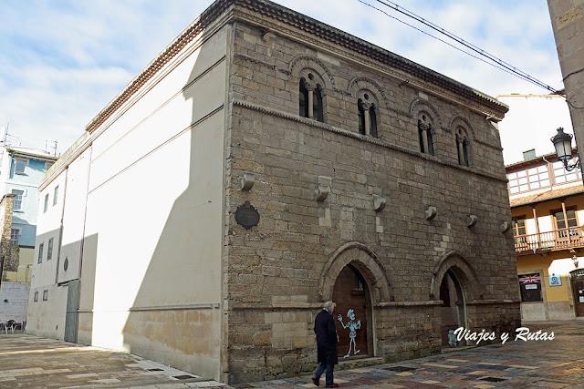 Palacio de Valdecarzana de la calle de la Ferrería, Avilés