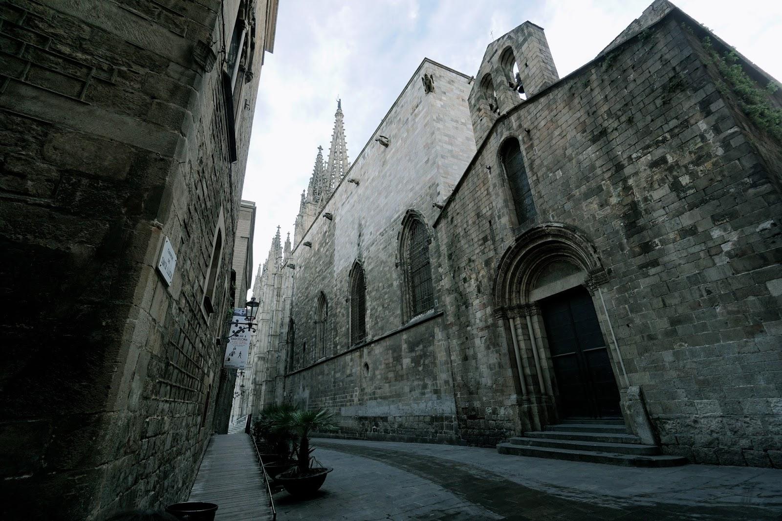 サンタリュシア通り(calle Santa Lucía)