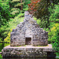 Ireland Images: Stone ruins in Cong