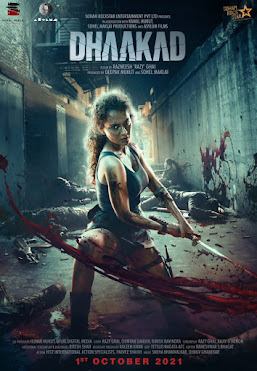 Release Date Of Kangana Ranaut's 'Dhaakad' Is Finally Out