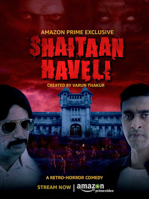 Shaitaan Haveli 2018 Hindi WEB-DL 480p 250Mb HEVC x265