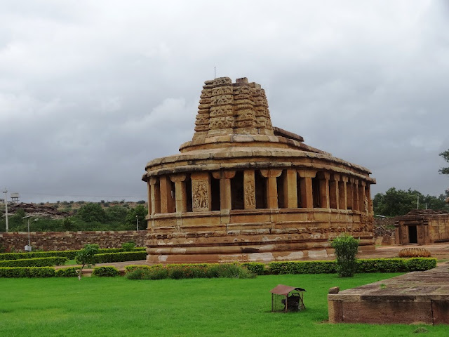 Places to see in Aihole - Durga Temple