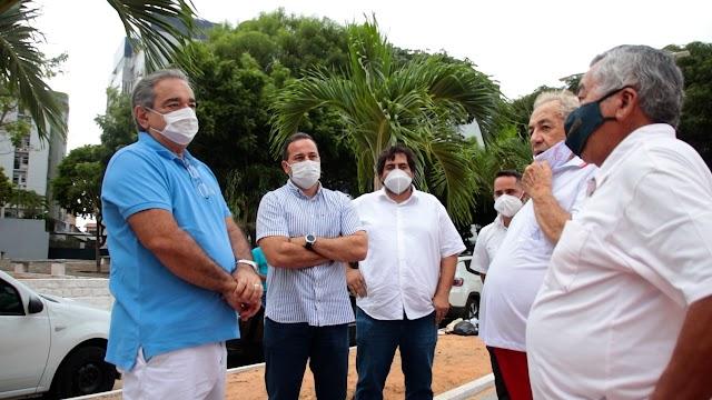 Prefeitura revitaliza Parque Ney Aranha Marinho e recebe reconhecimento da população
