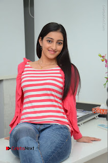 Telugu Actress Mouryani Latest Pos in Blue Denim Jeans  0170.JPG