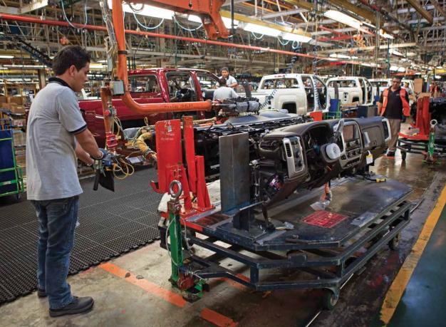 General Motors en Silao, Guanajuato