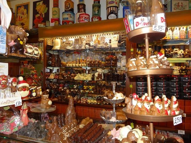 lojas de chocolate em Gramado