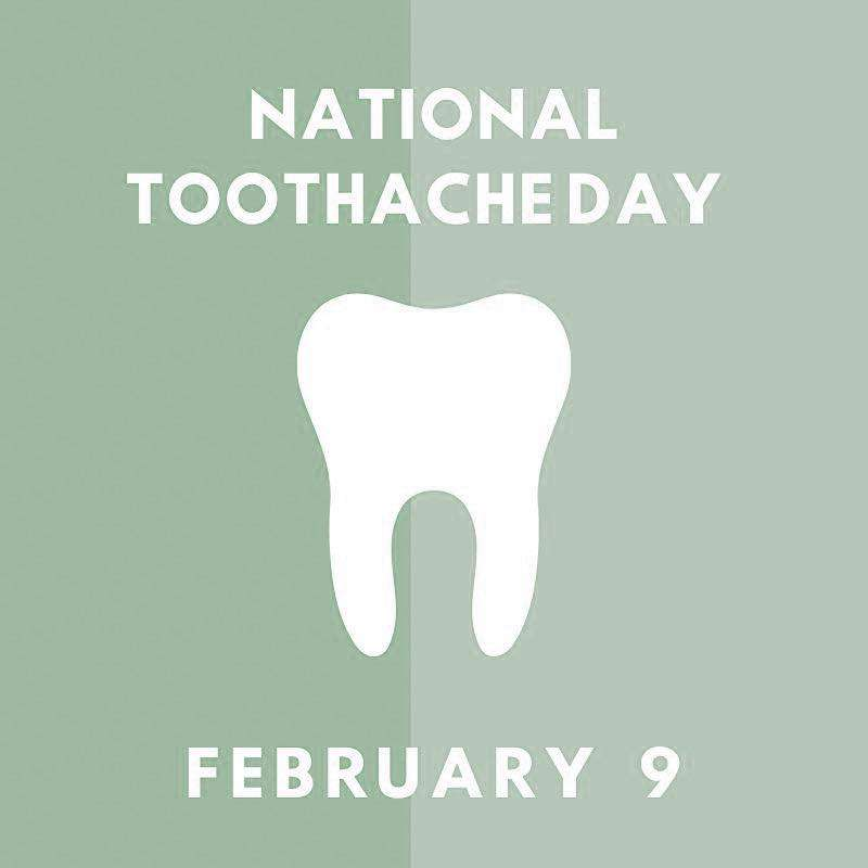 National Toothache Day Wishes Photos