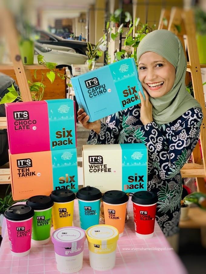 Aik Cheong Coffee Tetap Jadi Pilihan. Cubalah IT'S SIXPACK!