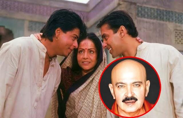 Salman और Shahrukh नहीं बल्कि इन 2 सगे भाइयों के साथ Karan Arjun बनाना चाहते थे Rakesh Roshan