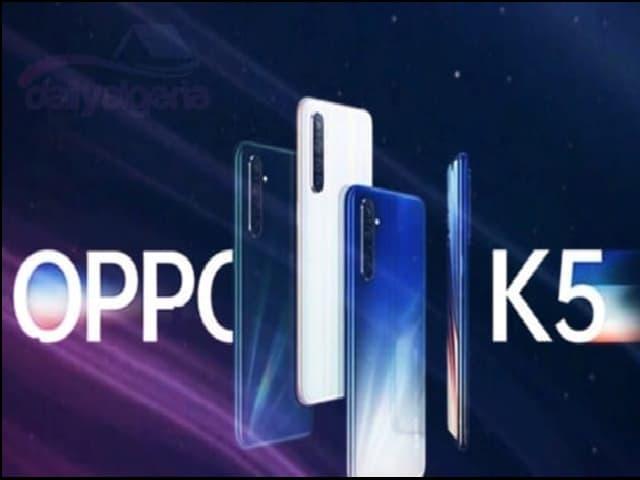 Oppo K5 مع Snapdragon 730G ، وكاميرا 64MP لإطلاقها في الصين في 10 أكتوبر
