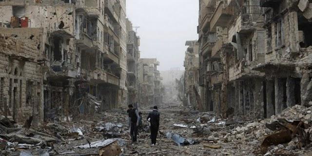 Kilas Balik: Genderang Perang di Syria (2011)