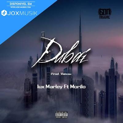Cover da musica de Lux Marley intitulada Dubai