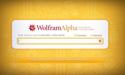 محرك-بحث-ولفرام-ألفا-WolframAlpha