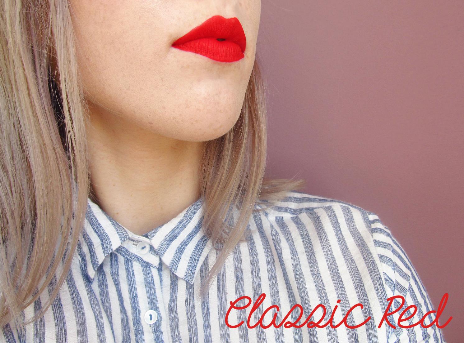 Passing Fancy: All NEW Makeup Factory Mat Lip Fluids & Lipglosses