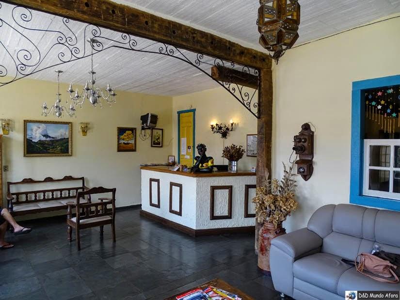 Onde ficar em Tiradentes - review Pousada Coração Inconfidente