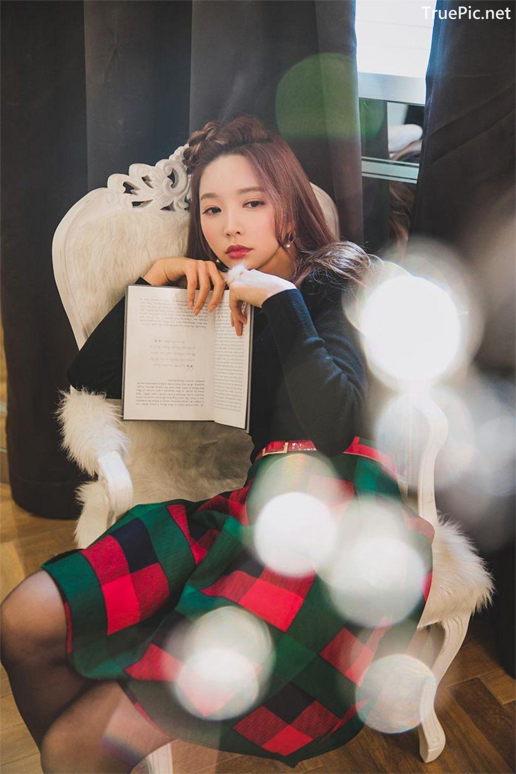 Image Korean Beautiful Model - Park Soo Yeon - Fashion Photography - TruePic.net - Picture-7