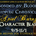 Bonded By Blood : Vampire Chronicles By Arial Burnz