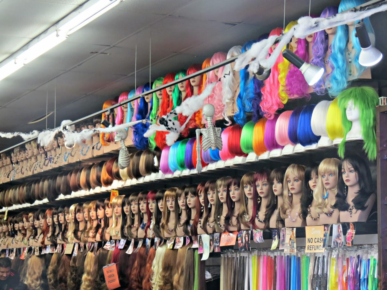 Wig Store In Los Angeles Ca