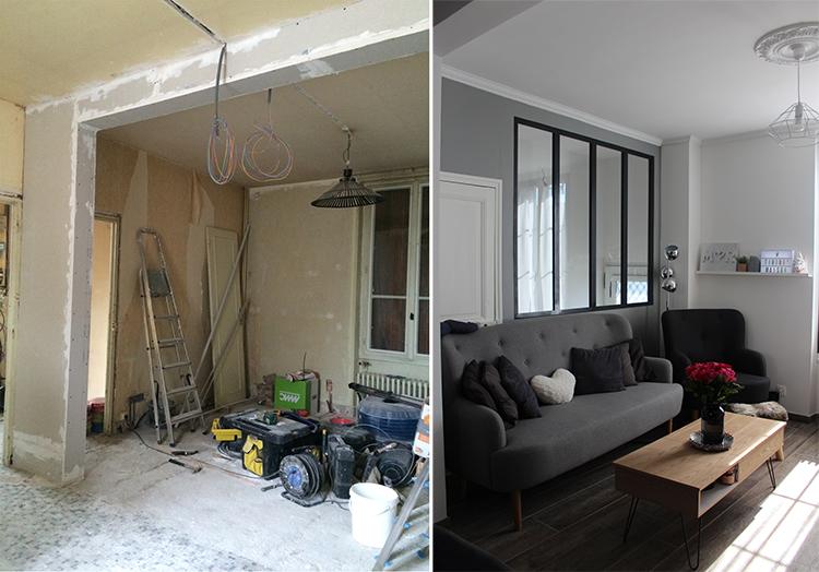 Maison Avant Après Idées Décoration Intérieure