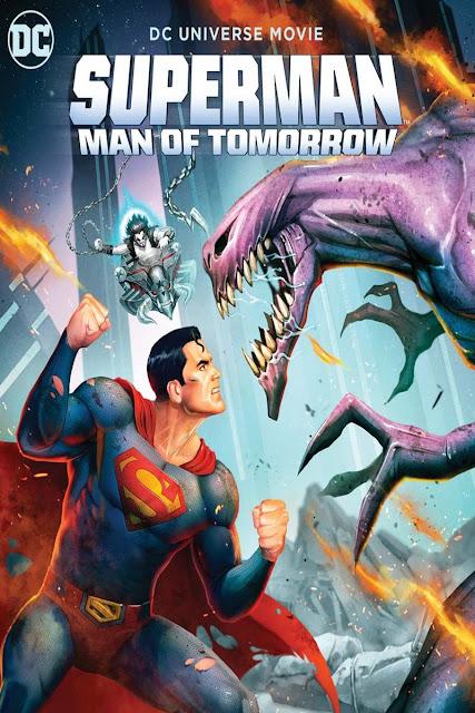 Superman: Man of Tomorrow [2020] [CUSTOM HD] [DVDR] [NTSC] [Latino]