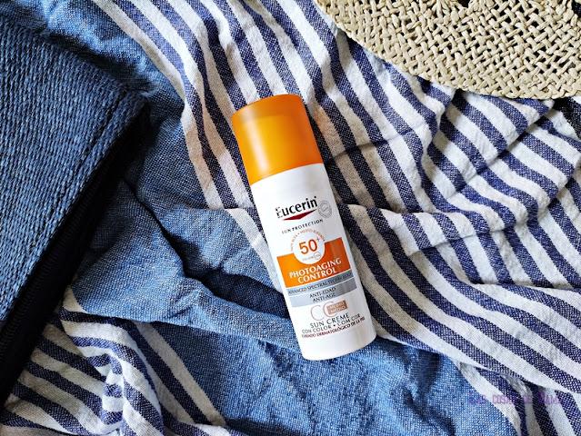 Eucerin skin care sun protect photoaging antiaging oil control dermocosméstica beauty farmacia belleza protección solar