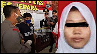 Pembunuhan Gadis Cantik Setelah shalat dzuhur Asal Jepara