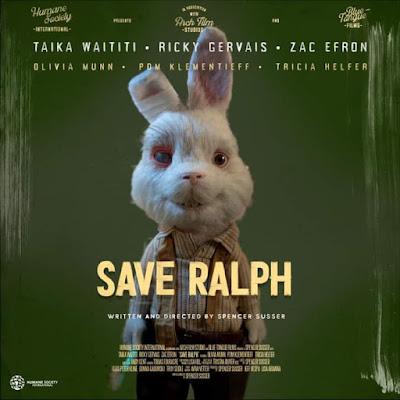 SAVE RALPH, SINOPSIS FILEM PENDEK SAVE RALPH, VIDEO PENDEK SAVE RALPH , SAVE RALPH HAIWAN UJI KAJI BAHAN KOSMETIK