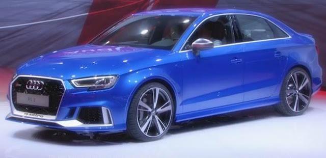 2018 Audi RS3 Redesign