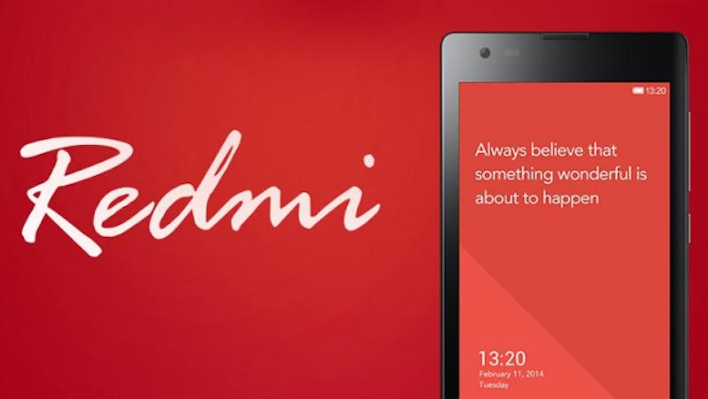 Redmi brand teaser
