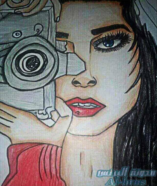 رسومات احترافية بالرصاص (2)