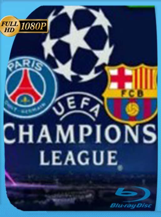 PSG vs Barcelona Cuartos Champions League (2021) 720P WEB-DL Latino [GoogleDrive] [tomyly]
