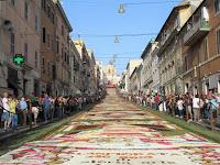 infiorata genzano di roma