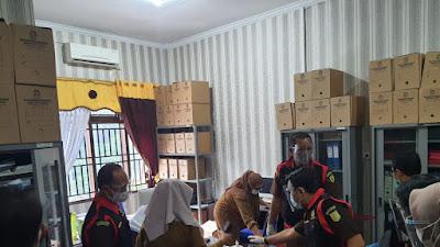 Jaksa Geledah Kantor dan Rumah Kadis Dukcapil Deliserdang