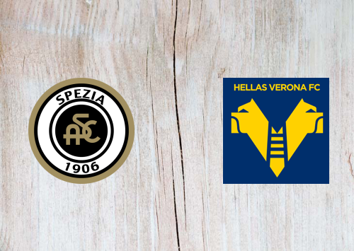 Spezia vs Hellas Verona -Highlights 03 January 2021