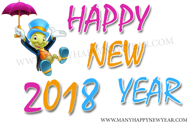2018 Happy New Year Images