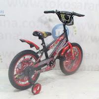 16 morison 7755 x1 bmx sepeda anak