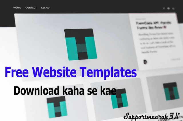 free website templates kaha se download kare  12 top sites