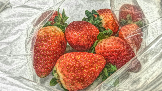 Strawberries free picture