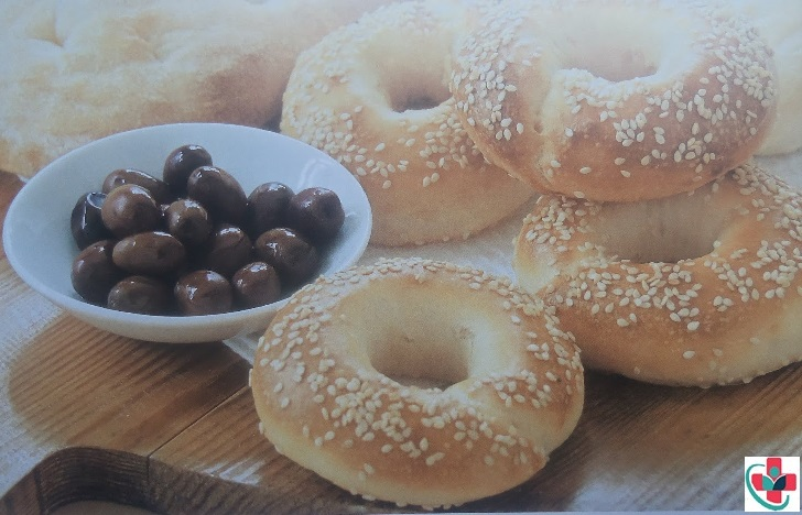Delicious bread rings recipe