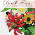 Book Review and Giveaway : Bead Flora - The Revival of French Beaded Flowers