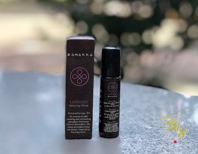 a photo of Danarra Aromatherapy Oils review by Nikki Tiu of www.askmewhats.com